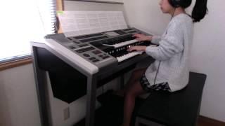 サイレントマジョリティー(欅坂46)エレクトーン演奏