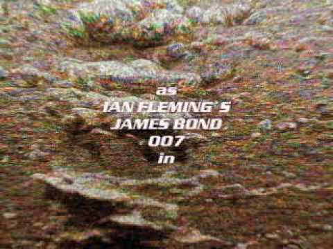 Bond Game - Tomorrow Never Dies Psx Theme song Intro