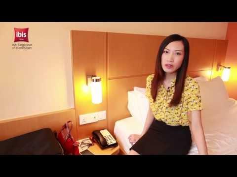 hotel-standard-room-review-at-ibis-hotel-singapore-bencoolen,-exclusive-room-tour