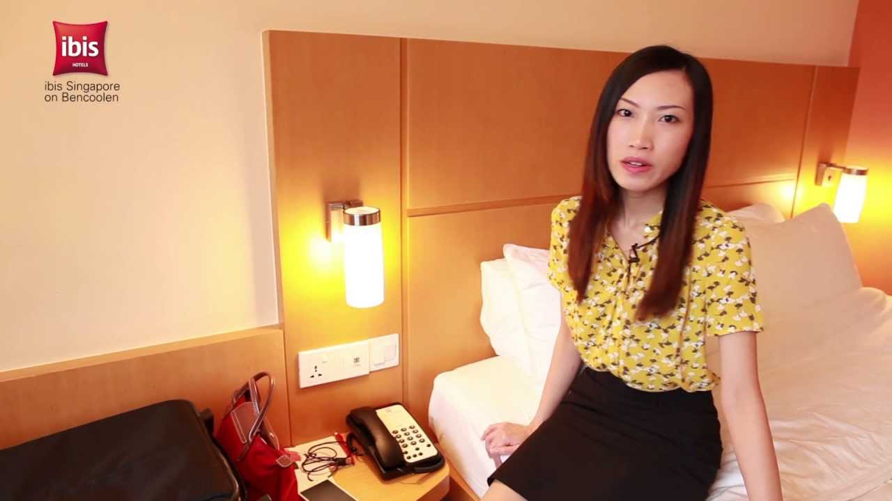 Hotel Standard Room Review At Ibis Hotel Singapore