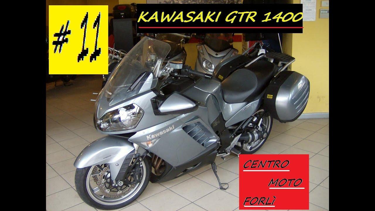 11 KAWASAKI GTR 1400 ABS FOR SALE 4K GOPRO - YouTube