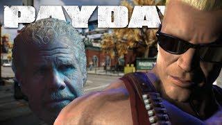 Rust Nukem Payday 2 (Duke Nukem voice mod)