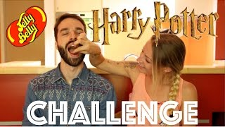 ♡• [PART 2] CHALLENGE JELLY BELLY HARRY POTTER FRANÇAIS - ROXANE & CARL •♡