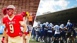 Popular Videos - Laval Rouge et Or & Montreal Carabins