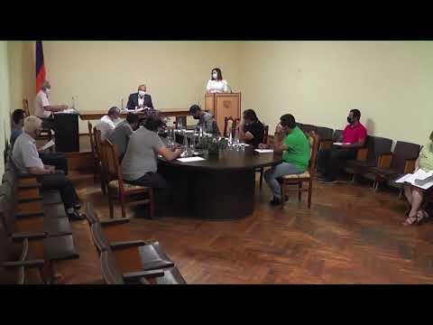 Սիսիանի համայնքի ավագանու նիստ 25.06.2020