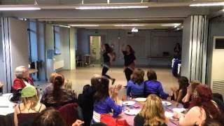 LUU Belly Dance Society 'Yaba Lah' by Toni Hanna