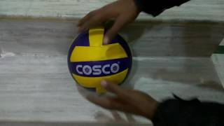 How to fix your punctured football or volleyball