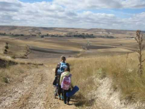 "One time in the ""Camino de Santiago"" part 1"