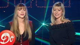 Dorothée et Hélène : Donna Donna (Show du Réveillon 1993)