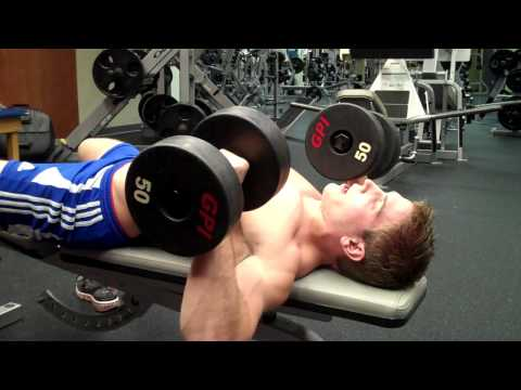 How To: Dumbbell Chest Press