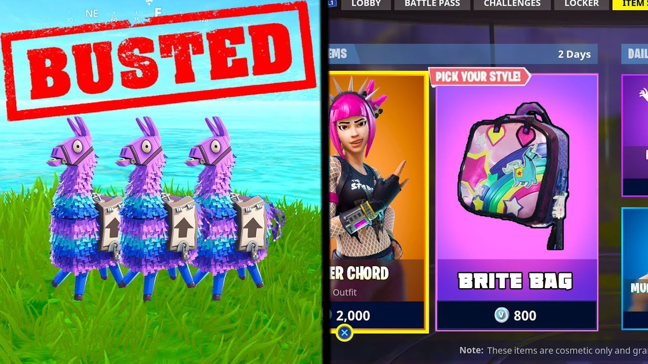 Busted find 3 llamas in 1 game to unlock 39 brite bag for How do i find the name of a movie