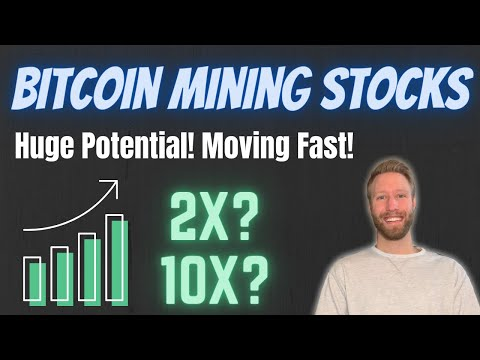 These 3 Bitcoin Mining Stocks have a lot of Potential! BFARF (BITF), HVBTF (HIVE), BTZI