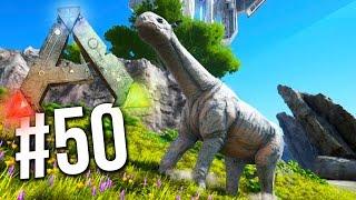 Ark Survival Evolved PARACER IS CRAZY BIG! Paraceratherium Tame EP 50(Ark Survival Evolved Gameplay)
