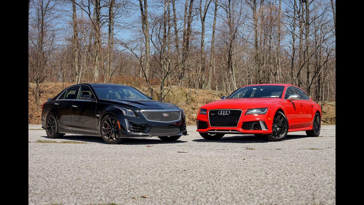 100 Cadillac Ats V Vs Cts V 2017 Cadillac Cts V Vs