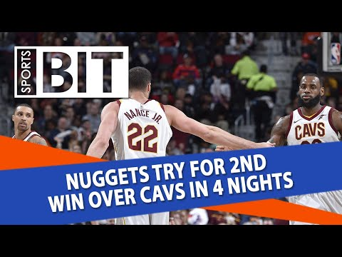 Cleveland Cavaliers at Denver Nuggets | Sports BIT | NBA Picks