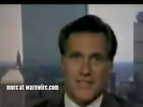 "Mitt Romney ""My Only Connection To Republican Party is Im Registered Republican"" 2002 Louisiana"