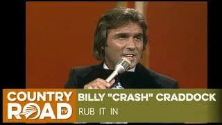 Billy Crash Craddock sings Rub It In on Marty Robbins' Spotlight