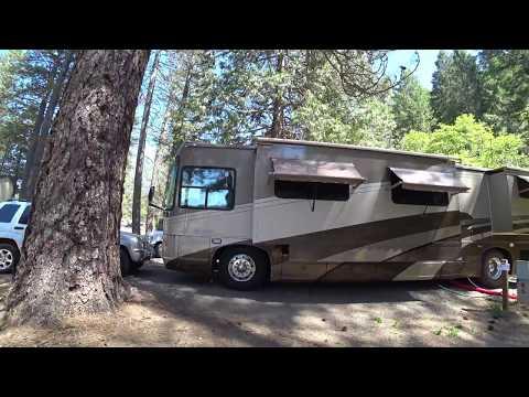 Camping At Yosemite Lakes Thousand Trails RV Resort