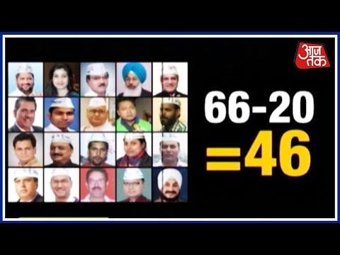 10तक   दिल्ली की सियासत में नई गर्माहट; आप विधायकों पर चुनाव आयोग का डंडा