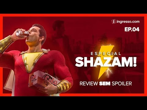 Playlist Shazam! Série Especial | 4 de Abril Nos Cinemas