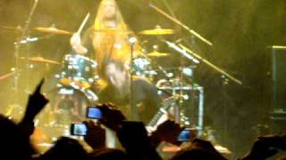 Hypocrisy-Valley of the Dammned- Live Mexico city, circo volador Oct 2010