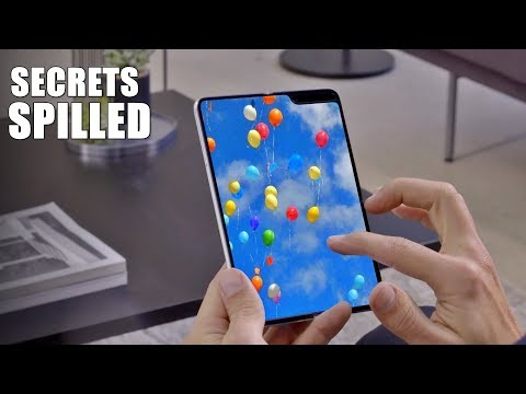 Samsung Galaxy Fold - Unknown Details REVEALED