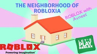 Roblox Neighborhood of Robloxia The 3 G's Gaming Videos - ROBLOX with Avneet