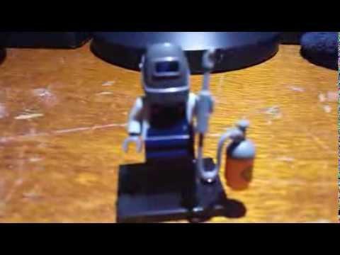 LEGO Minifigure Welder Series 11