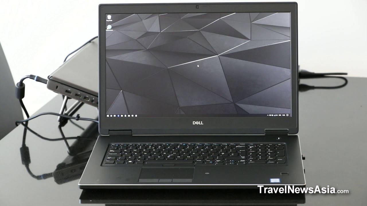 Dell Precision 7730 Mobile Workstation - Quick Look
