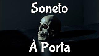 À Porta - Soneto - Gustavo V.S Ferreira