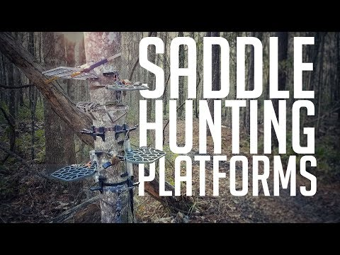 Tree Saddle Platforms - The ULTIMATE Guide!