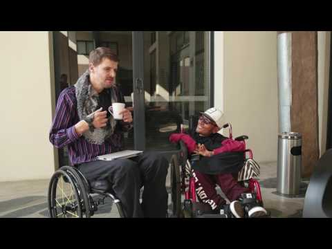Actor Erik Holm on media and disability, Part 2, Casual Fridays Episode 7