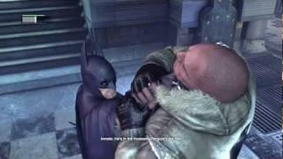 Batman Arkham City Part 10 - Friesing Penguins