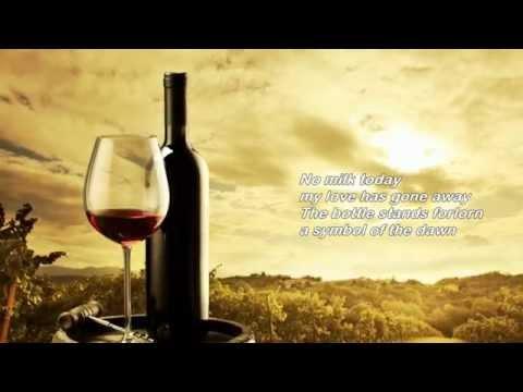 No Milk Today - HERMAN'S HERMITS - Lyrics