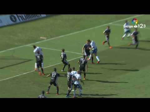 Resumen de CD Tenerife vs Real Valladolid (1-0)