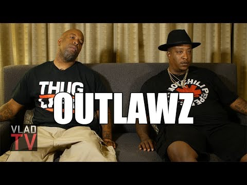 Outlawz: 2Pac Planned