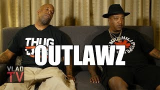 Outlawz: 2Pac Planned 'Hit Em Up' in Prison, Recorded Before California Love