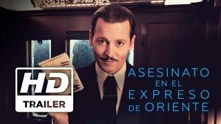 Asesinato en el Expreso de Oriente | Primer Trailer Doblado