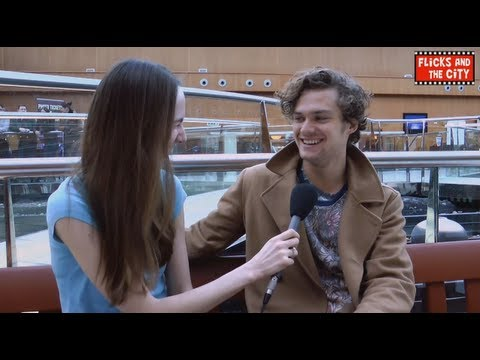 Game Of Thrones Loras Tyrell Interview - Finn Jones