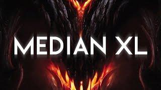 Diablo II Median XL 2017. Сорка Мили! Мои трансляции с Твича. Пробую играть.