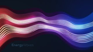 Graphic Design | Energy Waves | Adobe Illustrator/Photoshop