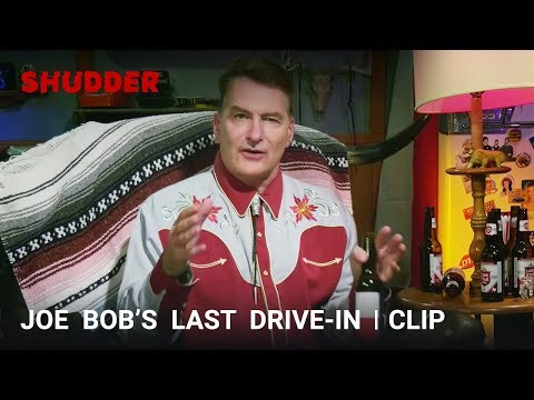 The Last Drive-In With Joe Bob Briggs - The Convoluted History of the Demons Series