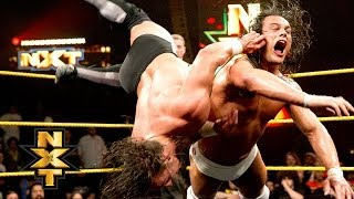 Adrian Neville vs. Bo Dallas -- NXT Championship Match: WWE NXT, March 27, 2014