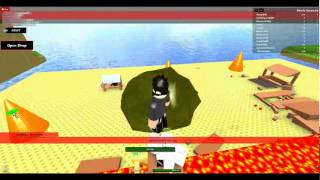 Roblox Gameplay - Sopravvivi all'onda lavanda
