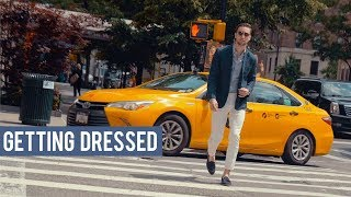 Styling A Tassel Loafer   Spring Outfit   Men's Fashion   Getting Dressed #28