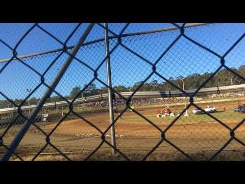 Sprintcar Heat @ Latrobe Speedway 2016