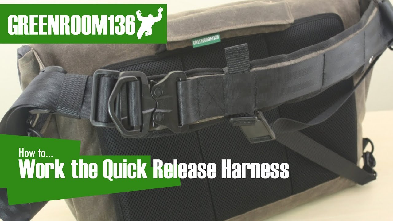 How to work Quick Release Harness?