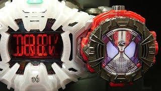 仮面ライダージオウ 【DXドライブライドウォッチ】 Kamen Rider Zi-O Ziku-Driver 【DX Drive Ride Watch】