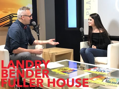 Fuller House Star Landry Bender Talks Hamilton the Musical & More!