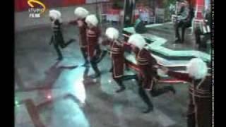Folk Dance of the Azerbaijanian Turks in Urmia-Urmiye